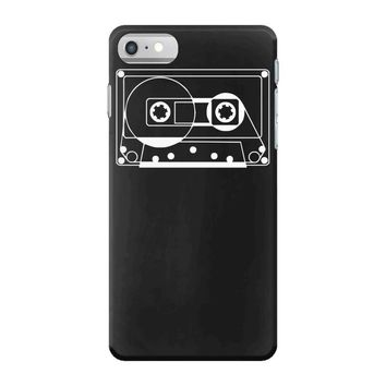 audio cassette 80's 90's party hip hop nostalgia retro iPhone 7 Case