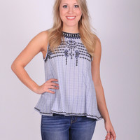 Stitch In Time Top