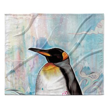 "Mat Miller ""King"" Fleece Throw Blanket"