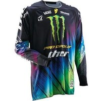 Thor Motocross Core Pro Circuit Jersey - 2013 - Motorcycle Superstore - Closeout