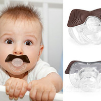 THE LADIES MAN STACHIFIER - Moustache Pacifier