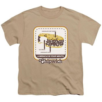 Chipwich - Mouth Miracle Short Sleeve Youth 18/1