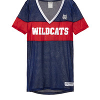 University of Arizona Bling Mesh Jersey - PINK - Victoria's Secret