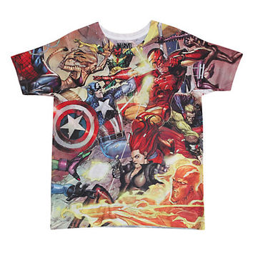 Marvel Civil War T-Shirt | Hot Topic