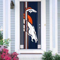 Denver Broncos Door Banner