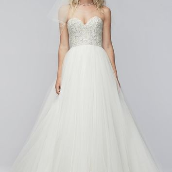 Wtoo by Watters Dawn 16205 Wedding Dress