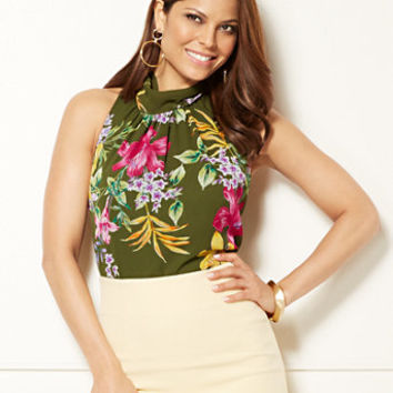 Eva Mendes Collection - Jana Maxi Skirt - New York & Company