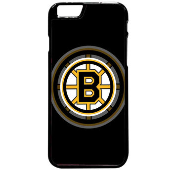 Boston Bruins Logo For iPhone 6 Plus Case **