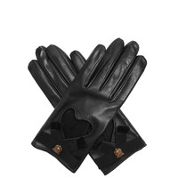 Grosgrain-bow leather gloves | Gucci | MATCHESFASHION.COM UK