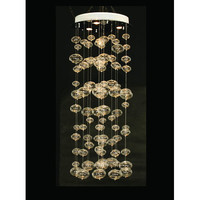 Control Brand UR508 Clear Four-Light Jellyfish Pendant