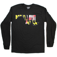 Maryland in Maryland in Maryland  / Long Sleeve Shirt