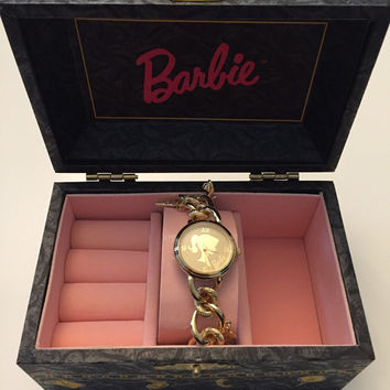 Fossil Barbie Watch