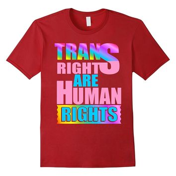 Love Equality LGBT Pride Shirt Trans Rights Are Human Rights