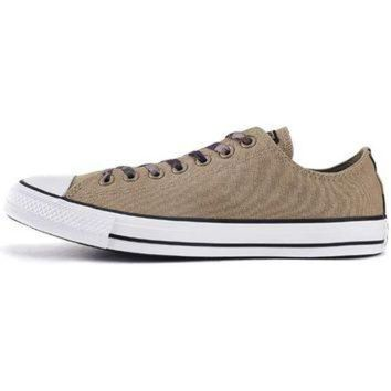 CREYUG7 Converse for Men Chuck Taylor All Star Ox Sandy Sneakers