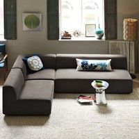 Baxter Sectional | west elm