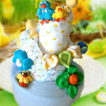Duck Diaper Cake, Rubber Ducky Baby Shower,Duck Birthday,Ducky Baby Shower,Gender Reveal Party,Gender Reveal Ideas,Gender Reveal Decorations