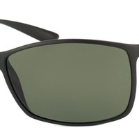 Authentic Ray Ban Tech RB4179 Liteforce 601S9A Matte Black Sunglasses