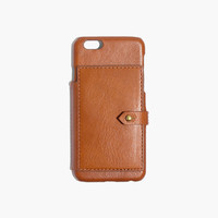 Leather Wallet Case for iPhone® 6