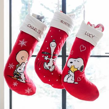 Peanuts™ Stockings