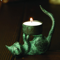 Cat Tealight CandleHolder