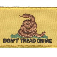 Don't Tread On Me - US Marine Corps Patch
