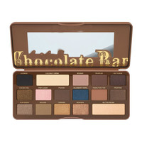 Sweet Chocolate Bar Eye Shadow Palette 16 Fundamental Colors