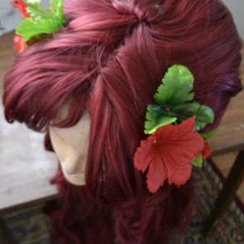 Poison Ivy DC Comics Cosplay wig