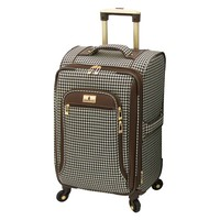 London Fog Luggage, Andover 21-in. Expandable Spinner Carry-On