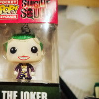 DC Comics Suicide Squad Joker Pocket Key Chain