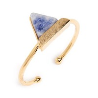 Leith Dainty Triangle Stone Ring | Nordstrom