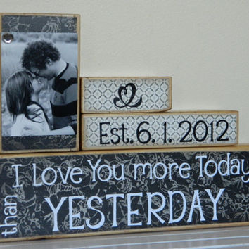 Personalized Wedding gift/Decoration Happily Ever After wedding ...