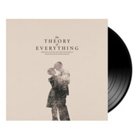 The Theory of Everything Soundtrack Vinyl | Jóhann Jóhannsson