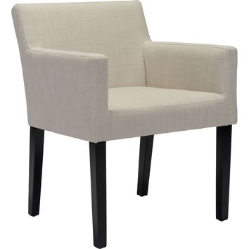 Franklin Dining Chair, Beige