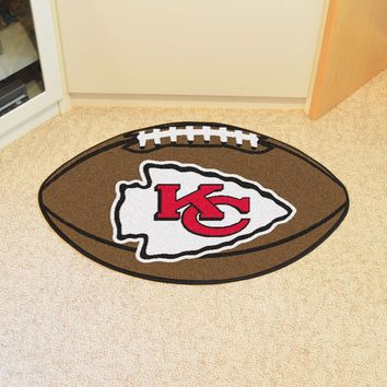 FANMATS Kansas City Chiefs NFL Football Mat