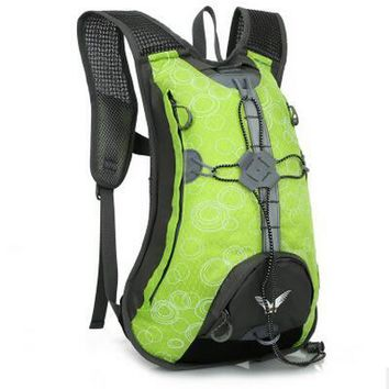 Sports gym bag New Bike Bicycle backpack bag men and women riding mountain bike cycling backpack outdoor  helmet cover 15L 5color KO_5_1