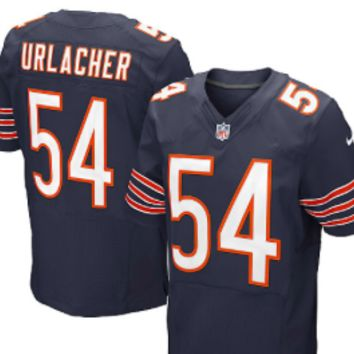 KUYOU Chicago Bears Jersey - Brian Urlacher Throwback Jerseys