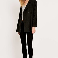 BDG Trench Coat - Urban Outfitters