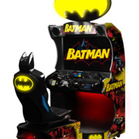 Batman Driving Arcade Game