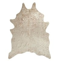 Ayi Faux Cowhide Rug | Area Rugs | Decor | Z Gallerie