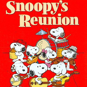 Peanuts-Snoopys Reunion (Dvd/Deluxe Edition)