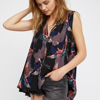 Free People Ginny Sleeveless Top