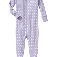 Old Navy Patterned Footed Sleepers For Baby
