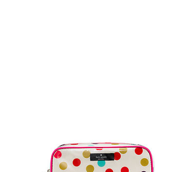 Kate Spade Gifting Dot Cos Small Henrietta Multi ONE