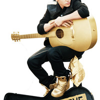 Justin Bieber Cardboard Cutouts all new for 2013 including special edition Believe Tour cutout!