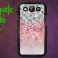 Samsung Galaxy S3 Case, Galaxy S3 cover, Galaxy S3 skins, Galaxy S3 Protective Cover - Sparklel Glitter (Not Real Glitter)