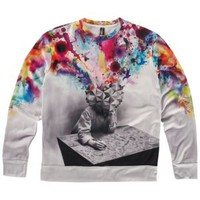 Imaginary Foundation Study Crew Sweatshirt