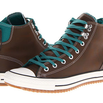 Converse Chuck Taylor® All Star® City Hiker Hi Athletic Navy/Charcoal Gray - Zappos.com Free Shipping BOTH Ways