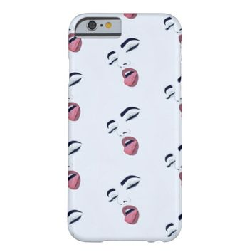 Tongue Out IPhone Case