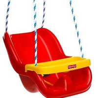 High Back Toddler Swing Little Tikes Kids Children Outdoor Play Toy Bucket Seat