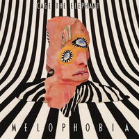 Cage The Elephant Melophobia Lp Vinyl One Size For Men 24976695001